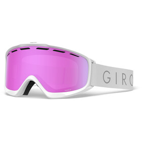 Giro Index Maschera, white core light/vivid pink